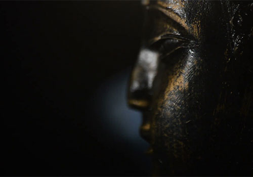 Одна дзэнская притча: Статуя Будды с черным носом