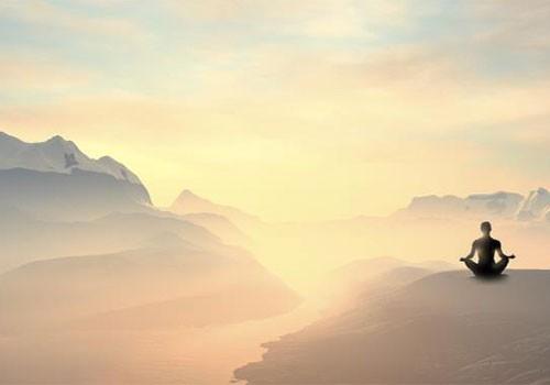 4 уровня состояния ума: мышление, созерцание, концентрация, медитация