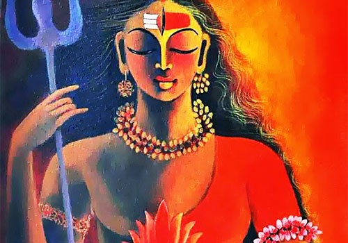 Десятая сутра из Вигьяна-бхайрава-тантры: «Стань лаской»