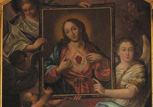 Праздник Святейшего Сердца Иисуса