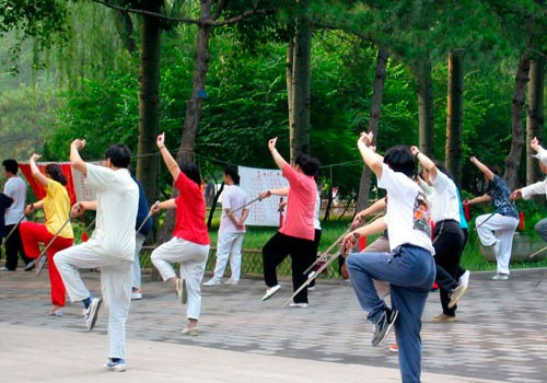 Всемирный день Тай-цзи и Цигун