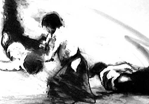 Основная аксиома Айкидо: физически слабый может победить сильного
