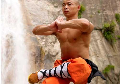 Почему шаолиньские монахи практикуют вайдань?