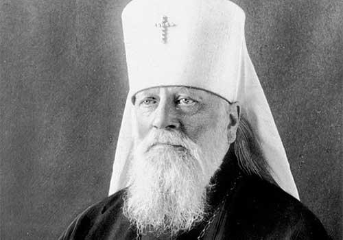 День памяти священномученика митрополита Серафима (Чичагова)