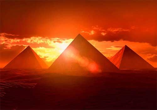 Почему Nikon не смогла построить пирамиду?