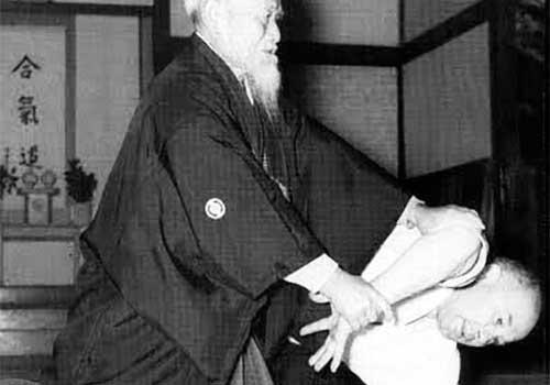Меч и духовная суть ikkyo