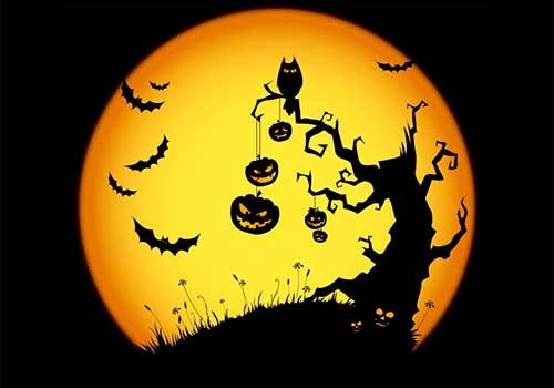 Хэллоуин - канун Дня всех святых