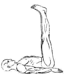 «Випарита-карани-мудра» - символ перевернутого действия