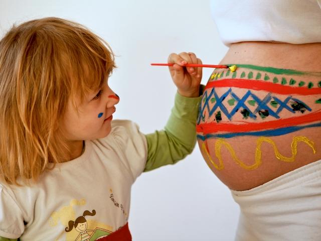 Записывайте, рисуйте, творите во время беременности