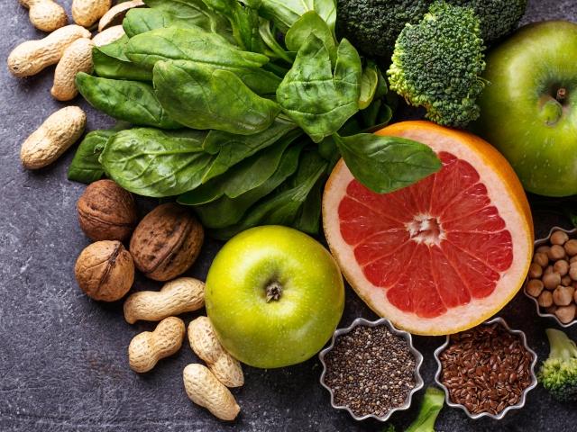 9 правил здорового питания и перечень полезных и вредных продуктов для каждой конституции