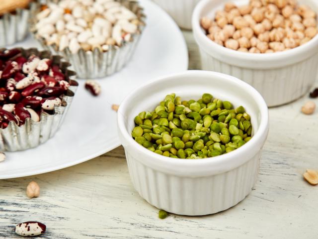 Белок: 6 растительных продуктов, которые по количеству белка не уступают мясу